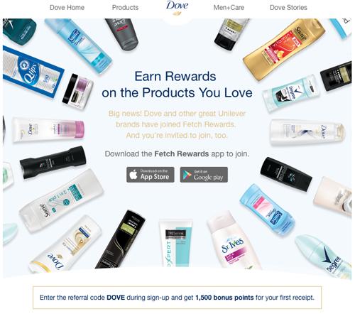 Fetch Rewards Grocery Loyalty App