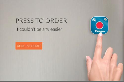 Kwik instant home ordering device