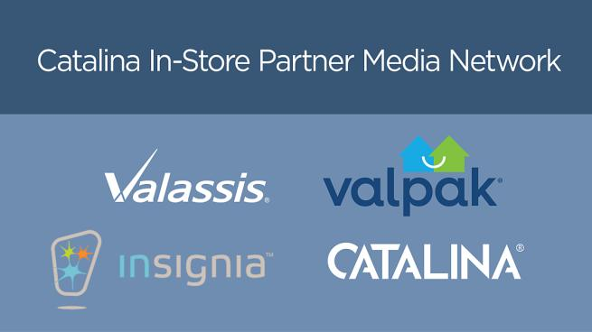 Catalina In-Store Partner Media Network