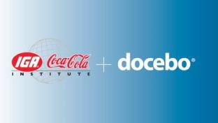 IGA Cola-Cola and Docebo
