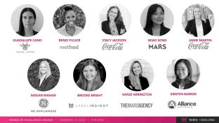 2020 Women of Excellence winners